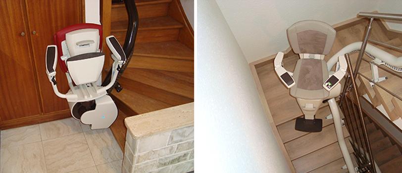 Trapliften prijs & merk: hoeveel kost een traplift?